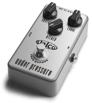 Valco Under Pressure Guitar Pedal