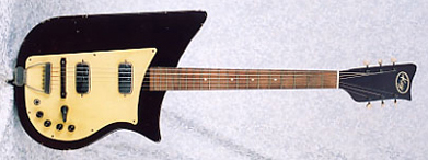 Vintage 1950's Kay Solo King K4102 Electric Guitar