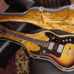 Back Catalog Memories: 1960's Espana Bass Guitar