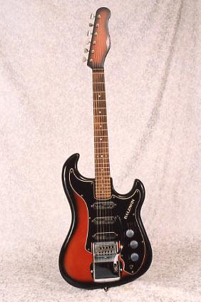 Vintage 1965 Baldwin Burns Jazz Split-Sound Electric Guitar