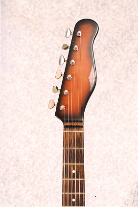 Vintage 1965 Baldwin Burns Jazz Split-Sound Electric Guitar