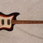 Surf's – uh, Murph's Up! (Vintage 1965 Murphy Squire Electric Guitar)