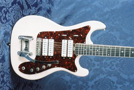 Vintage 1967 EKO Condor Electric Guitar
