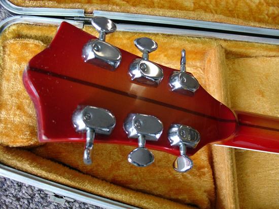 Vintage 1967 Goya Rangemaster 109R Electric Guitar