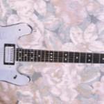 Vintage 1972 Veleno Standard Electric Guitar