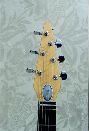 Vintage 1976 Burns Flyte Electric Guitar