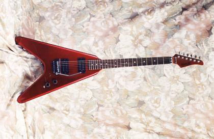 Vintage 1983 Kramer Focus K4000 Electric Guitar