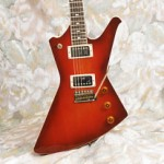 Vintage 1984 Quest Atak-6 MK II Electric Guitar