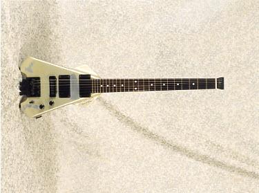 Vintage 1984 Riverhead Unicorn Electric Guitar