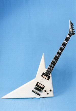 Vintage 1985 Robin Wedge Electric Guitar