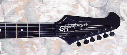 Vintage 1986 Epiphone Firebird 500 Electric Guitar