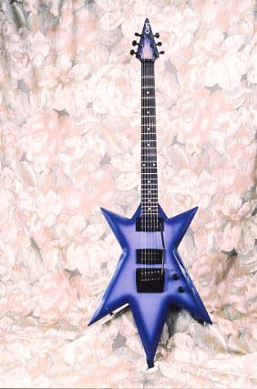 Vintage 1987 Cort Star Electric Guitar