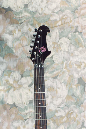 2000 Parrot Tirryche Electric Guitar