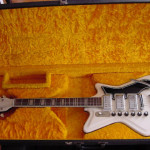 Back Catalog Memories: Airline 3P Res-O-Glas Guitar (White Finish)