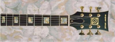 Vintage Ampeg Super Stud GE-500 Electric Guitar