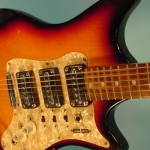 Vintage Egmond Thunder Electric Guitar