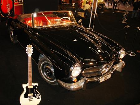 Musikmesse 2008: Vintage Framus Guitar & Vintage Car