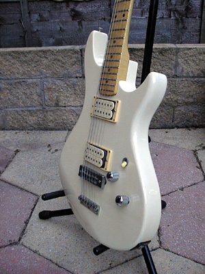 Vintage Kawai Aquarius 12-String Electric Guitar