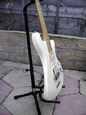 Vintage Kawai Aquarius 12-String Electric Guitar
