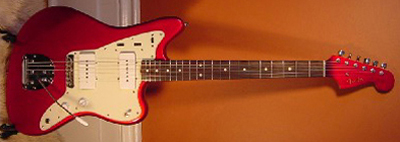 1990's Fender Jazzmaster Electric Guitar