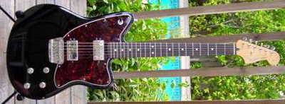 1990's Fender Toronado Electric Guitar