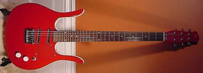 1990's Jerry Jones Guitarlin Electric Guitar