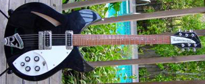 1990's Rickenbacker 330 Electric Guitar