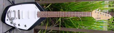 1990's Vox Phantom Electric Guitar