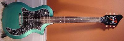 1995 Lucky 7 Electric Guitar