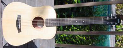 2000's Baby Taylor Acoustic Guitar
