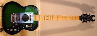 2000's Burns Steer Electric Guitar