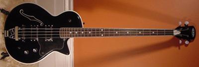 2000's DiPinto Belvedere Standard Electric Bass Guitar