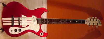 2000's DiPinto Mach 4 Electric Guitar