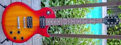 2000's EKO VL-480 Electric Guitar (cherryburst)