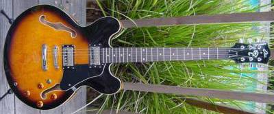 2000's EKO VSA402 Electric Guitar