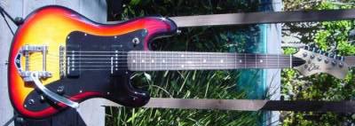 2000's EKO Cobra Electric Guitar