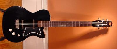 2000's Jerry Jones Neptune Electric Guitar