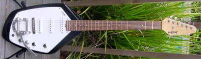 2000's Vox Phantom IV Electric Guitar