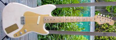 Vintage 1959 Fender MusicMaker Electric Guitar