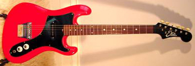 Vintage 1960's EKO Cobra Electric Guitar
