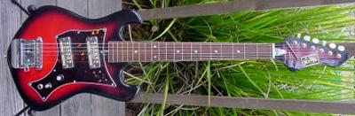 1960's Vintage Guitars on