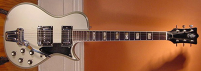 Vintage 1970's JG Made in Italy Electric Guitar