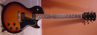 Vintage 1970's Gibson Les Paul 55 Electric Guitar