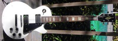 Vintage 1970's Lotus Les Paul Electric Guitar