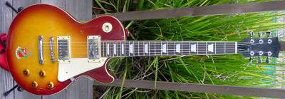 Vintage 1970's Tokai Les Paul Electric Guitar (set neck)