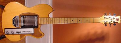 Vintage 1973 Hayman Made in England Electric Guitar