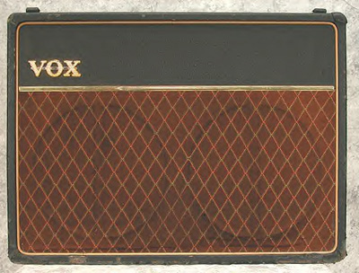Vox AC-30 Guitar Amp